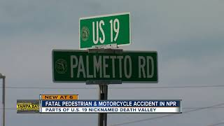 Two people die in traffic accident