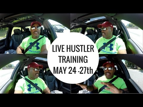 LIVE TRAINING: Disruptive Money Business How To Start a Business From Scratch The Launch of a T Shir