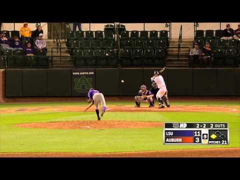 AUHD Game Recap: Baseball Vs. LSU Game 2