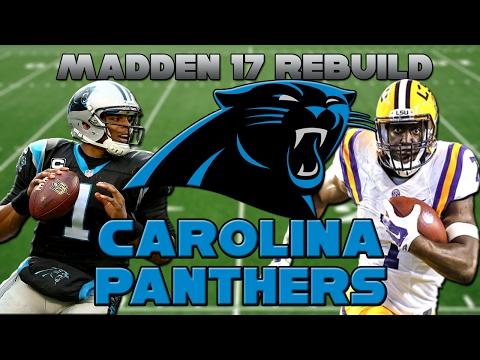 Madden 17 Rebuild | Carolina Panthers | WILL CAM REDEEM HIMSELF?!