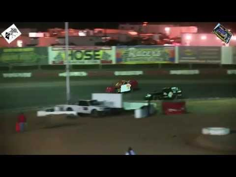 Canyon Speedway Park-Modified Main January 24th 2015