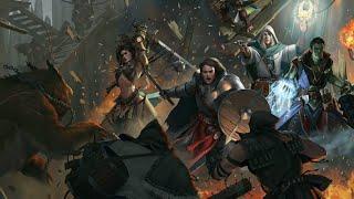 Pathfinder: Kingmaker #1 - Tworzenie postaci, DAWIDEK