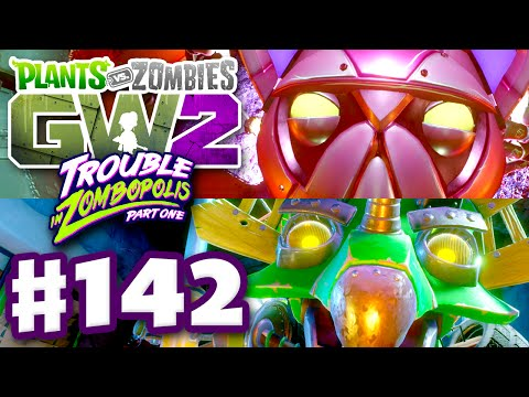 Plants vs zombies garden warfare 2 gameplay part 142 infinity time farming pc cp for Zackscottgames garden warfare 2
