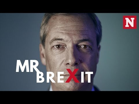 Nigel Farage On Trump's Presidency, Putin As A World Leader, And His Political Future