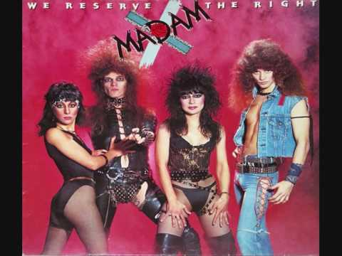 Madam X - Good with Figures