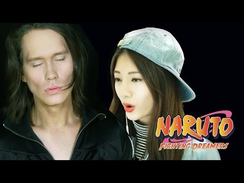 NARUTO OP 4 - GO!!! (FIGHTING DREAMERS) Raon Lee & PelleK