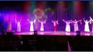 Prarthana song / vishva sanka dance academy/2020 creative contemperry dance