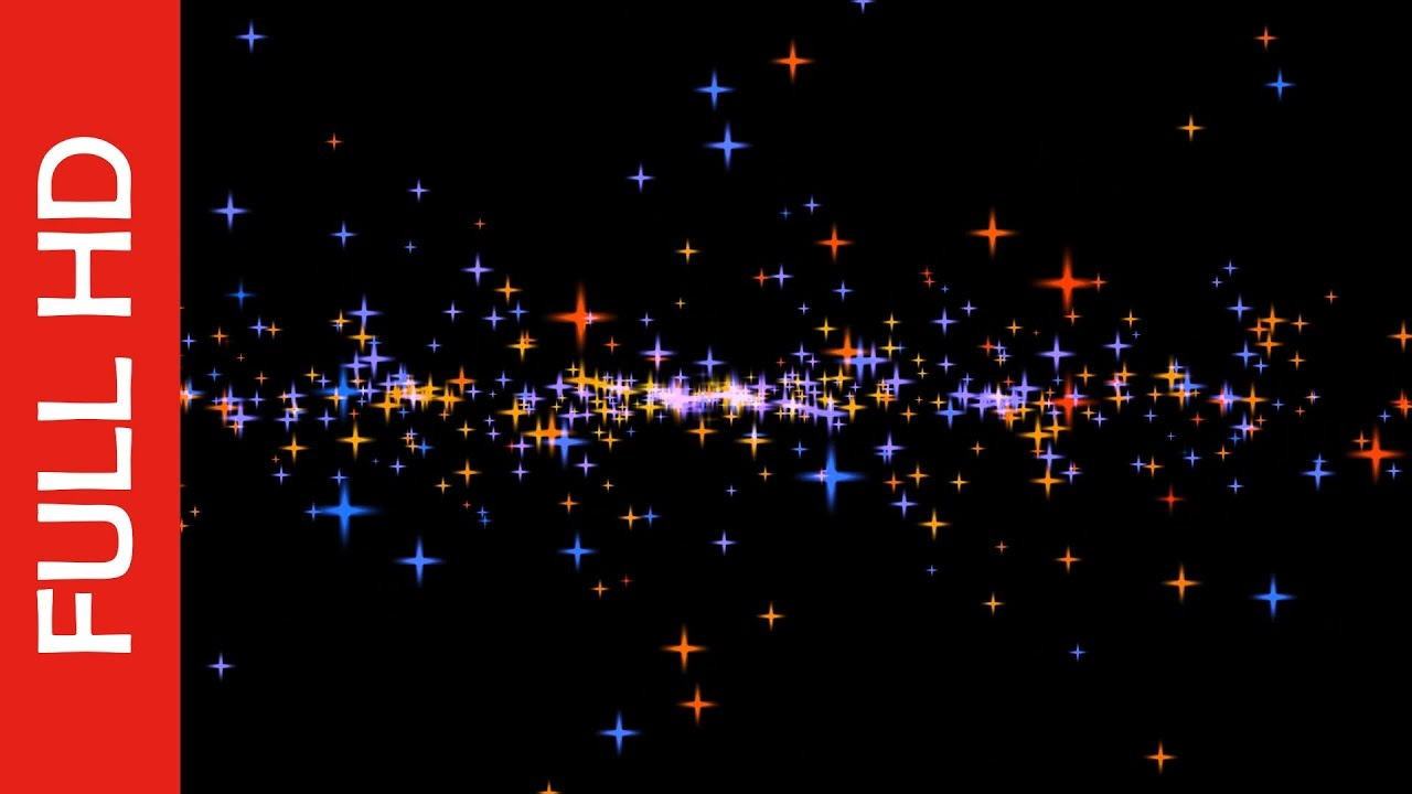 Free motion background open space youtube - Animated Moving Stars Background Video Effect Free Download