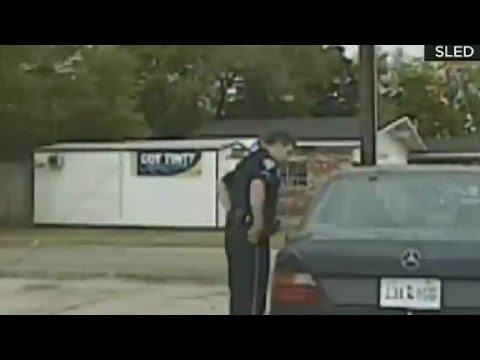 Slager Dash Cam Video Released In Fatal Police Shooting