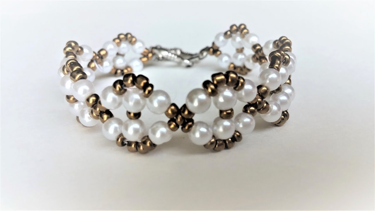 step by step diy bracelet making how to make an easy