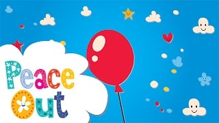 Peace Out Guided Relaxation for Kids | 1. Balloon