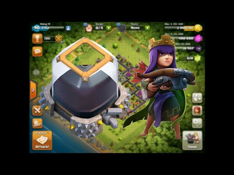 How To Get Dark Elixir Quickly At TH8/9 | I Finally Got My Queen | Clash Of Clans