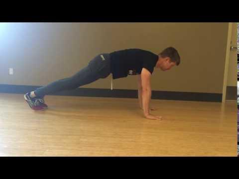Basic Plank Form