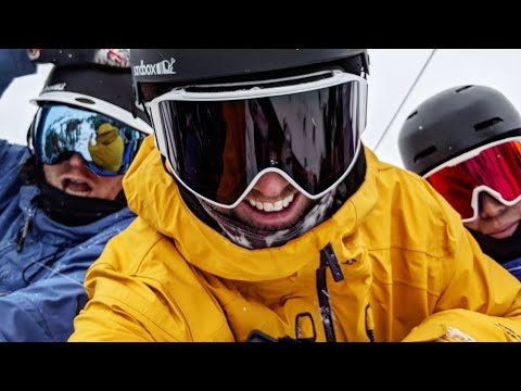 Live Snowboard Q&A - Surviving The First Days Back!