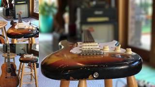 1965 Fender Blues Earned Strat @ EddieVegas.com