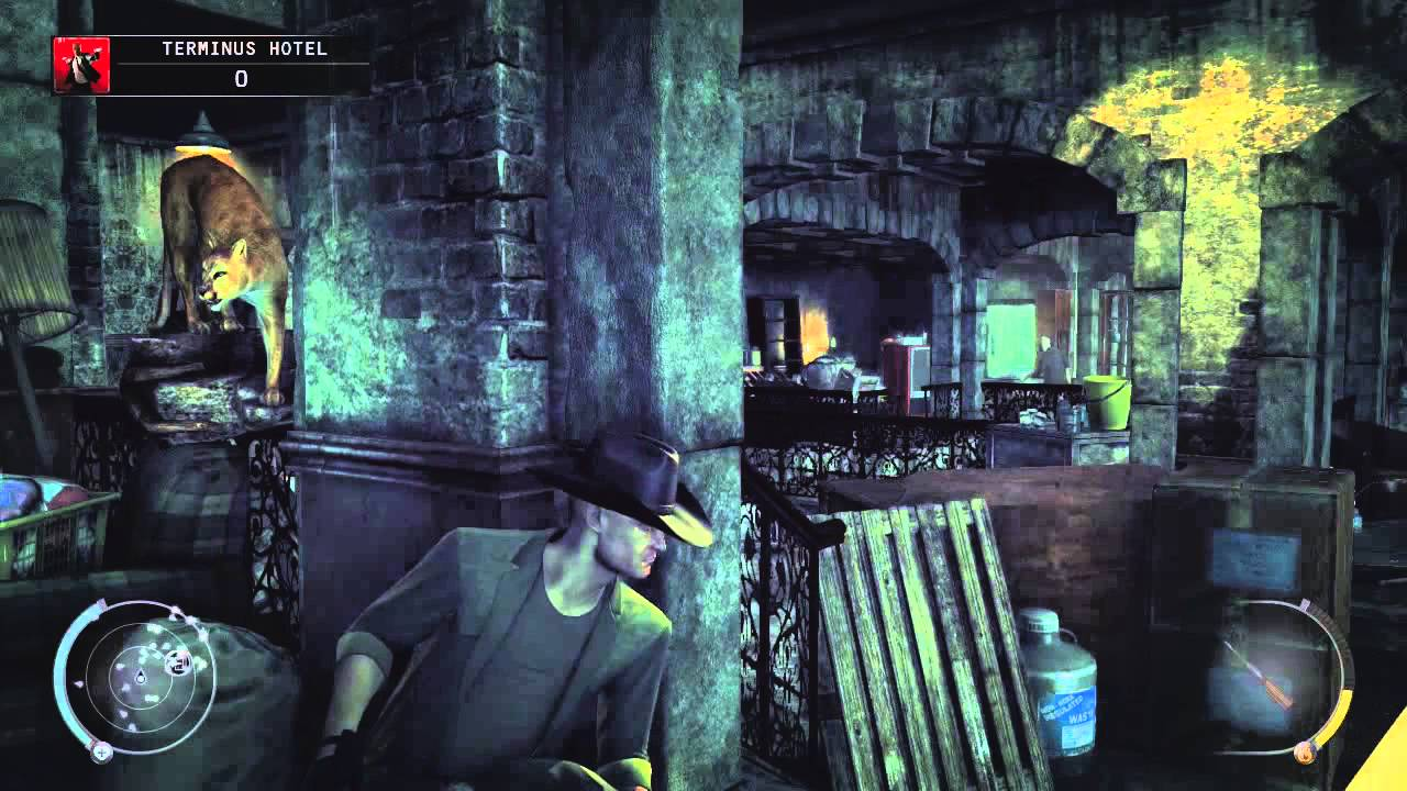 Terminator Style Hitman Absolution Gameplay And Impressions
