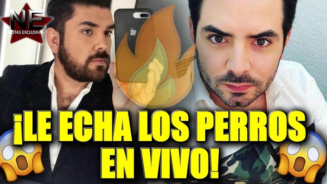 Download Michelle Rubalcava le echa los perros a José Eduardo Derbez