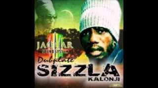 JAGUAR SOUND SYSTEM - SIZZLA KALONJI - praise ye jah dub