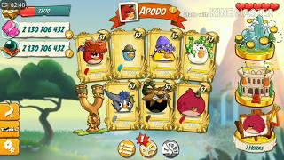 Hack Angry Birds 2 [ Gemas y Perlas infinitas]