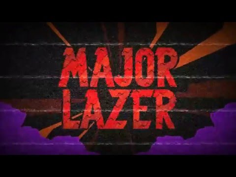 Major Lazer Remix 2015 (too original,lean on,all my love)