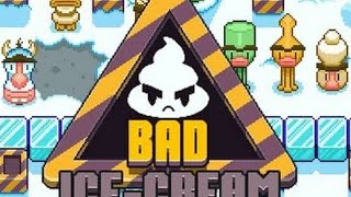 Bad Ice Cream Full Gameplay Walkthrough