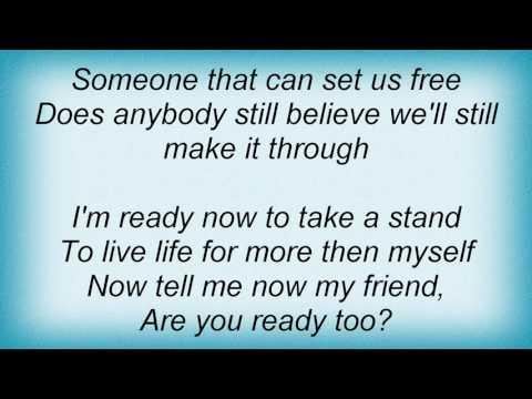 Third Day - Ready Lyrics