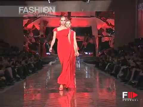 """Fashion Show """"Valentino"""" Spring Summer 2008 Haute Couture Paris 5 of 5 by Fashion Channel"""