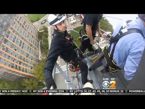 CBS2 Exclusive: Inside FDNY's Rescue Operations