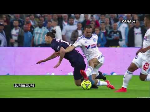 OM VS PSG 2015 le match {first half}