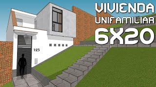 🔴 SINGLE-FAMILY HOUSE 6x20 - Ventanilla 🔴