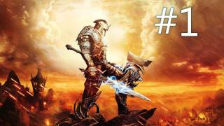 Kingdoms of Amalur Reckoning - Gameplay Walkthrough - Part 1 (X360/PS3/PC) [HD]