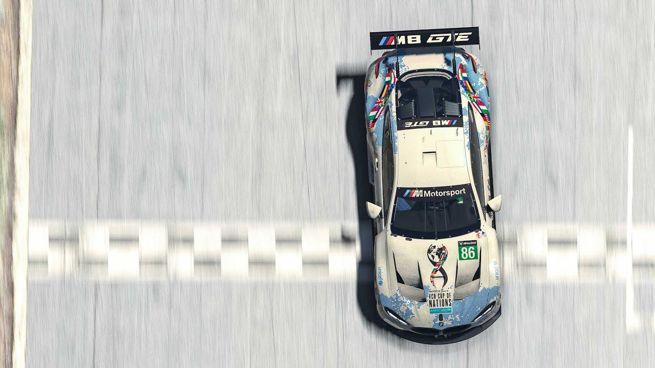 BMW SIM 120 Cup – Round 4.