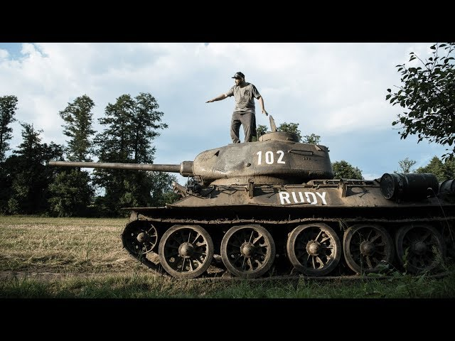 O.S.T.R. & World of Tanks feat. Żywiołak - Polska siła [Making of]