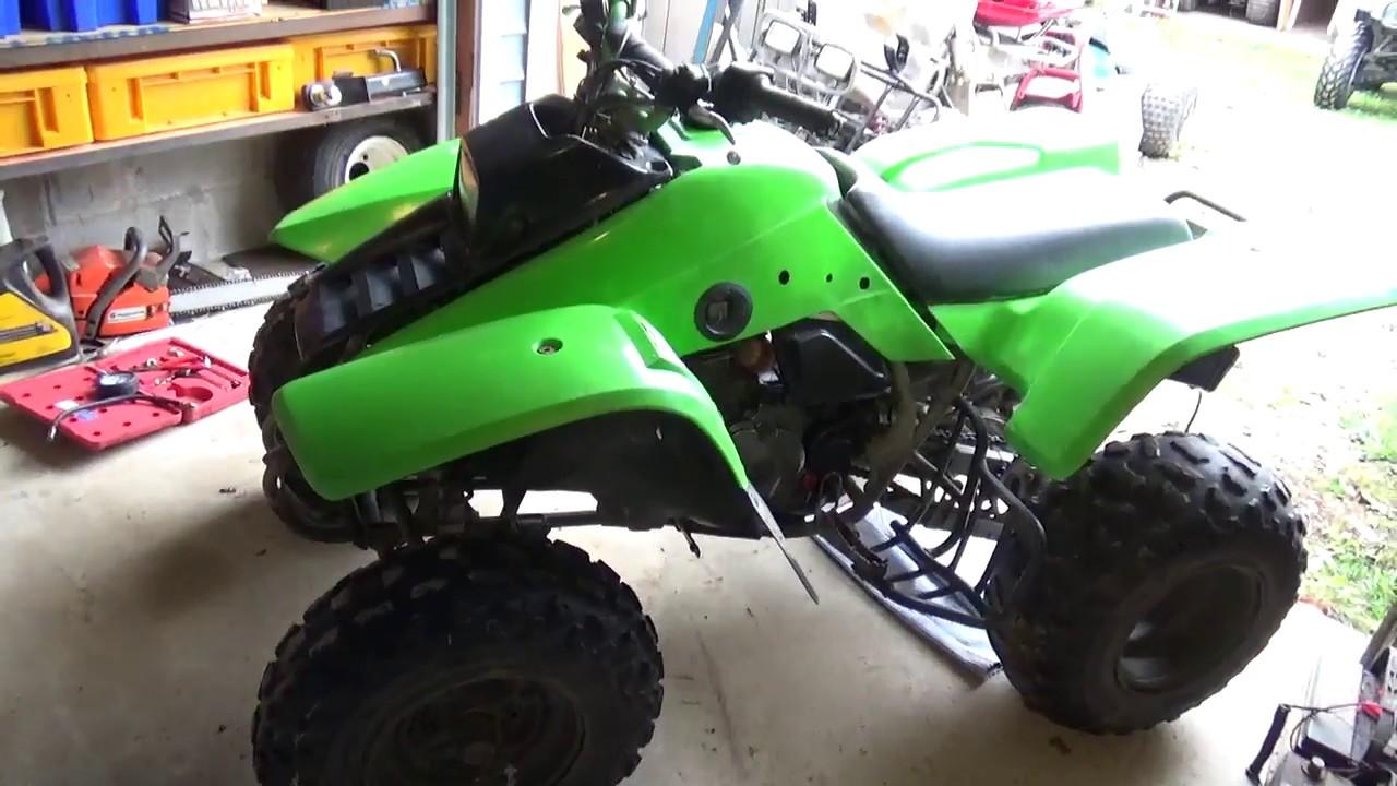 Mint look, No Start, $40 Kawasaki Mojave, an easy fix