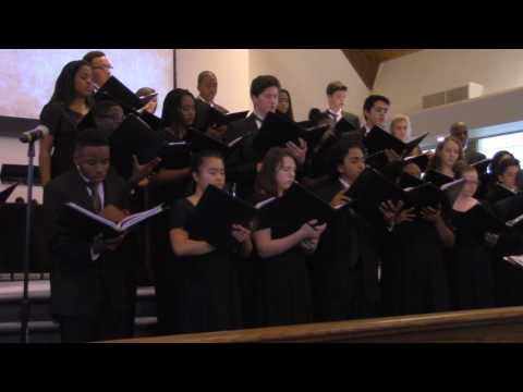 Forest Lake Academy Choir - The Old Rugged Cross