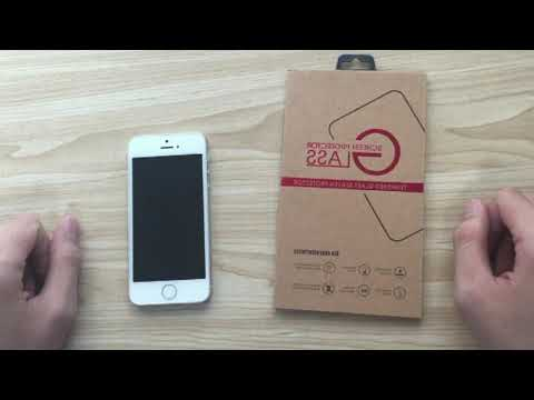 Tempered Glass Screen Protector Perfect installation instruction, remove Bubble Dust 100% fit