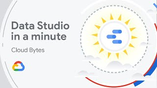Data Studio In A Minute
