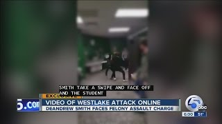 VIDEO: Cell phone video appears to show fight leading up to assault at Westlake High School(VIDEO: Cell phone video appears to show fight leading up to assault at Westlake High School ◂ WEWS NewsChannel5 is On Your Side with breaking news ..., 2016-04-19T22:27:30.000Z)