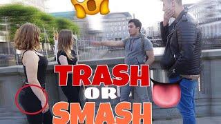 SMASH or TRASH! WEN WÜRDEST DU EHER RAN LASSEN?!🤔💦