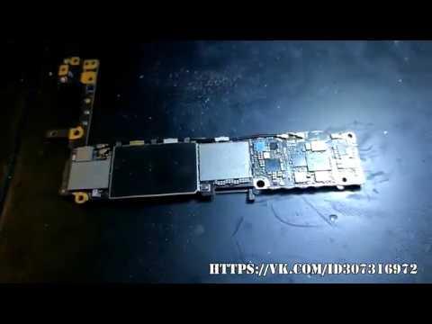 IPhone 6s не ловит сеть или как выглядит ремонт IPhone занедорага