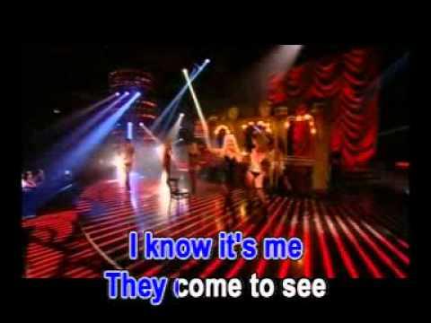 Express - Christina Aguilera (Karaoke)
