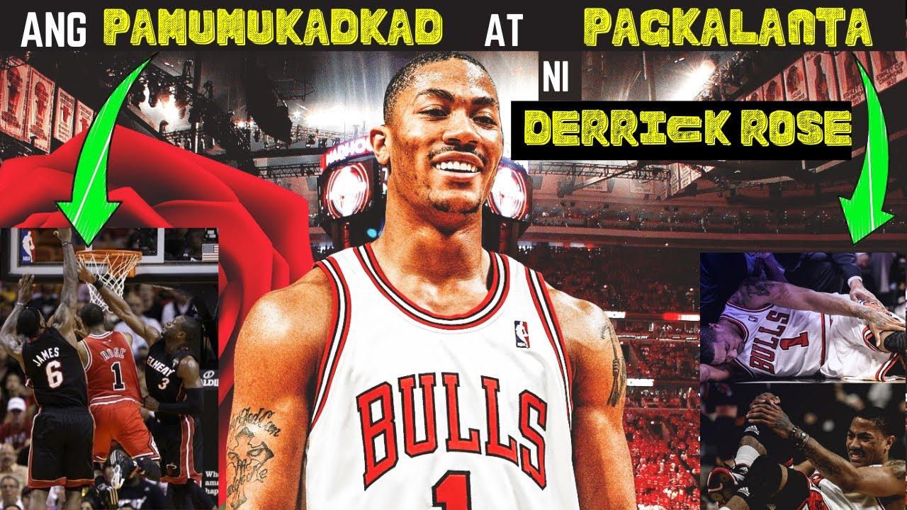 Nang muling TUMUBO ang career ni Derrick Rose