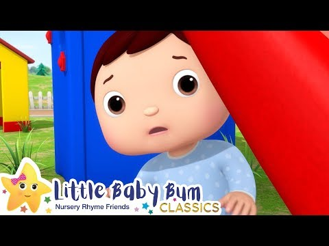 I Don't Want To Play Song | Nursery Rhyme & Kids Song - ABCs and 123s | Little Baby Bum