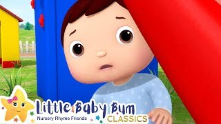 I Don't Want To Play Song | Nursery Rhyme & Kids Song - ABCs and 123s | Learn with Little Baby Bum