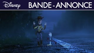 Toy Story 4 - Bande-annonce officielle I Disney