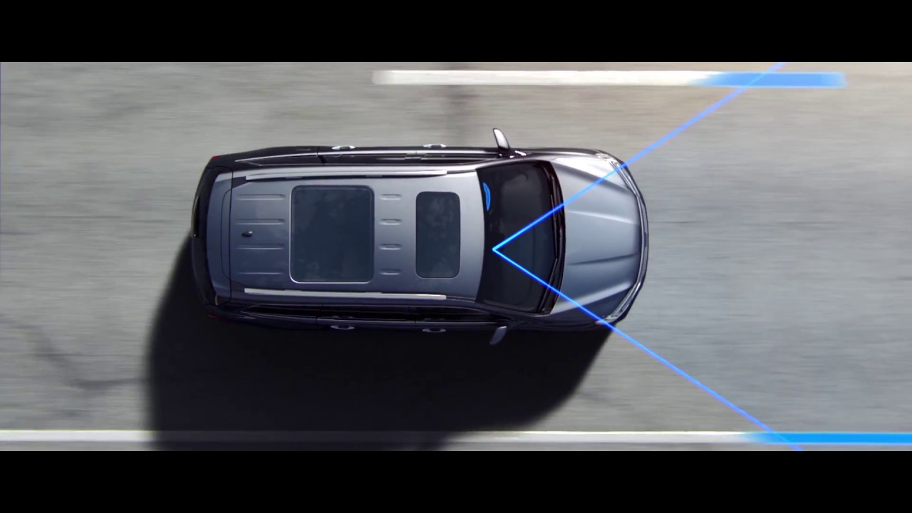 Honda Pilot 2017_ Lane Keeping Assist System LKAS