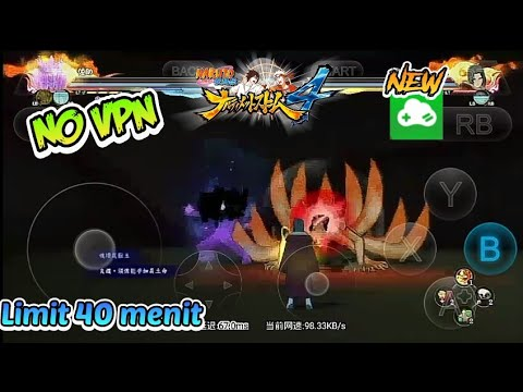 Naruto Impact Mod Storm 4 (V2) Ppsspp Android | FunnyDog TV