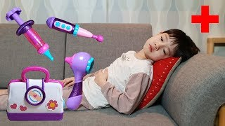 NY Colors Find Doc Mcstuffins Toy in Jelly World 뉴욕이랑 컬러