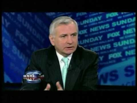 Part 2 Sen Jack Reed 9-11 Terror Trials in NYC FOX NEWS SUNDAY 11-15-09 Chris Wallace