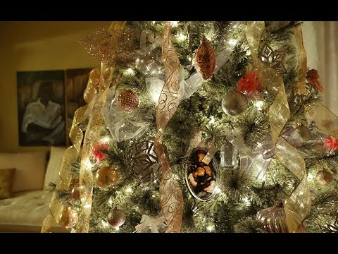 Christmas Trees and Greetings | My Pink & Silver Tree